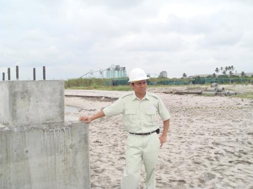 Proyek Pelabuhan PT DPM, Asahan Sumut